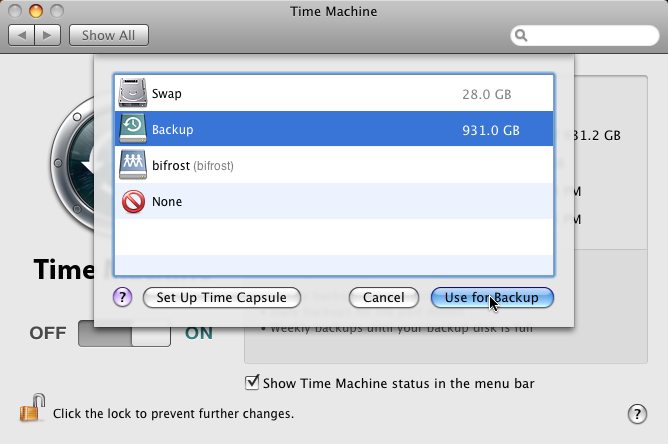 how to restore from time machine new hard drive
